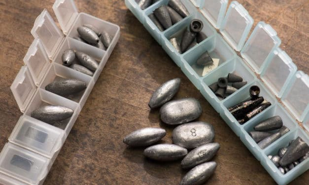 Fishing Sinkers – Types, Sizes & Uses