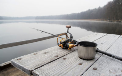 5 Tips for Locating the Carp in Winter