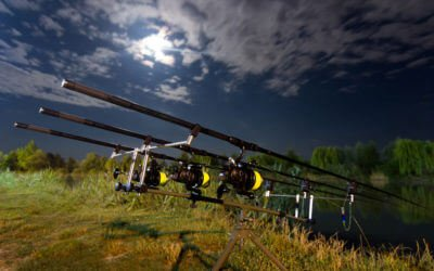 A Guide to Fishing Overnighters: Night Fishing For Carp