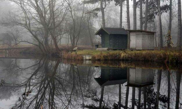 My Winter Thoughts: Take Advantage of Winter Carp Fishing