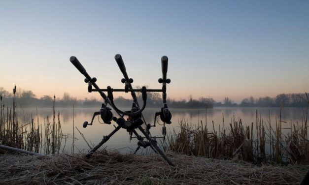 Fishing Winter Edges: Clear Winter Waters, Pop Ups & More